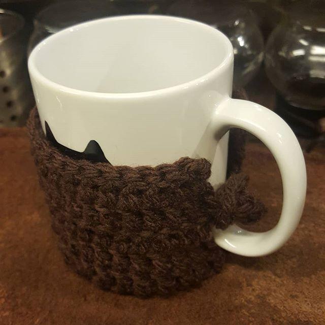 #珈琲と猫と煙草と ...なんとなくできた#coffeecozy